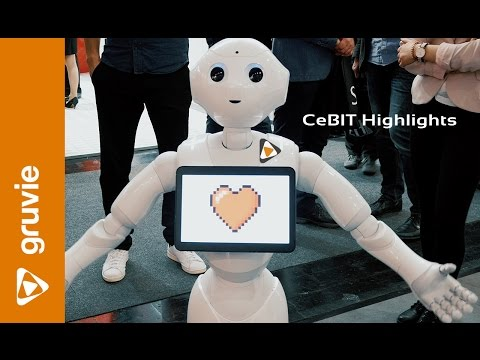 CeBIT Highlights gruvie 2017
