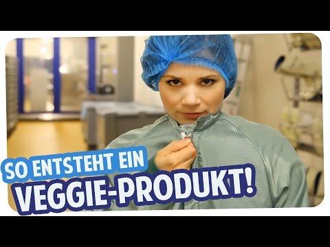 Wie werden Veggie-Produkte eigentlich hergestellt? #Joyceunterwegs | Joyce | FMA