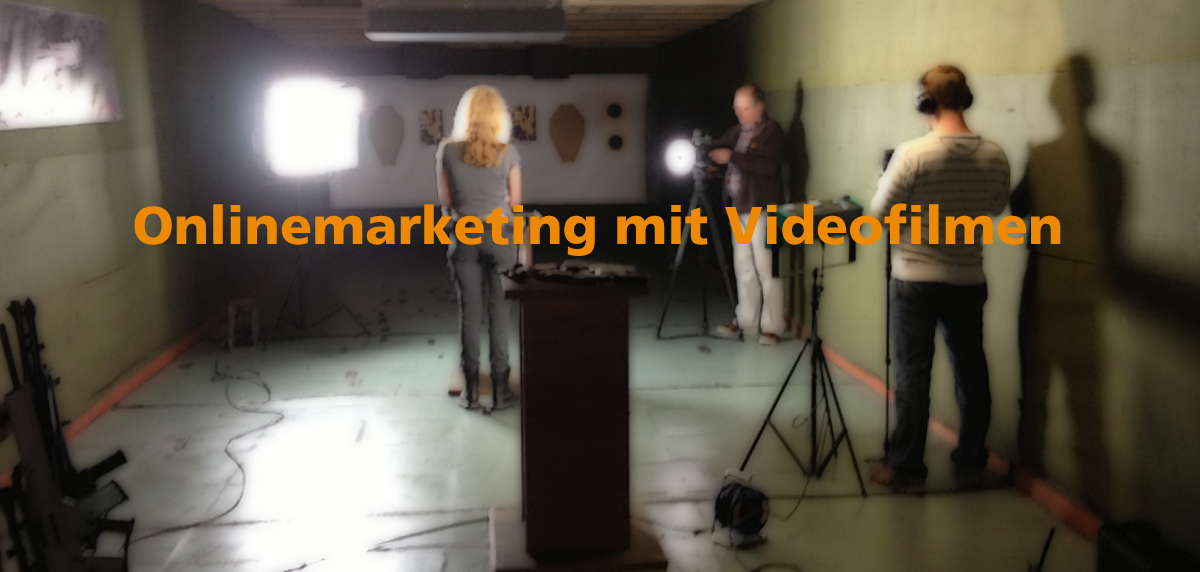 Onlinemarketing Video