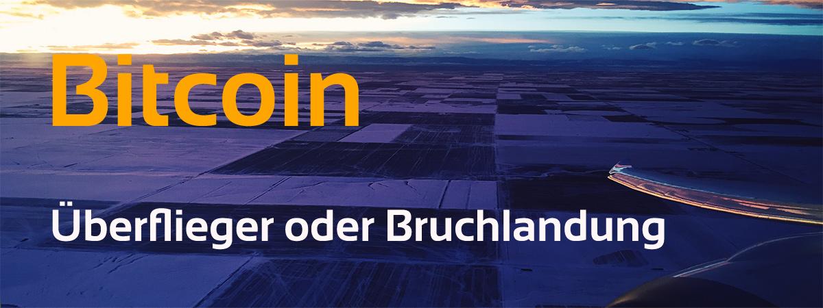 Bitcoin – die Währung für das Neuland?