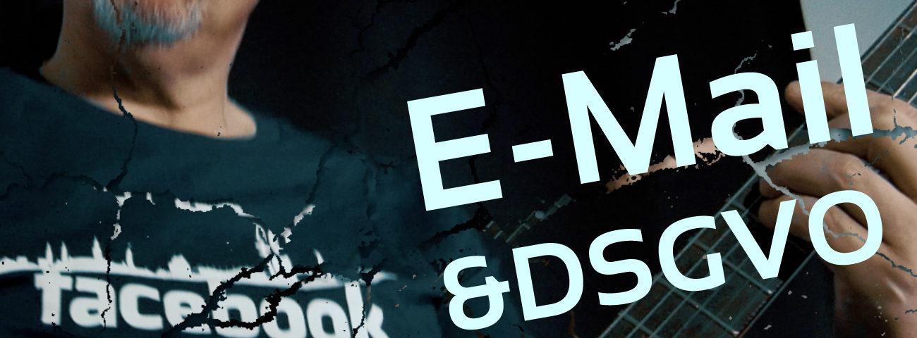 306-E-Mail und die Datenschutzgrundverordnung podcast