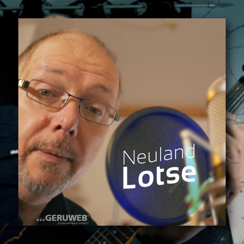 Gerald Rusche, Neulandlotse, GERUWEB