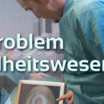 Personalproblem Gesundheitswesen, Klinik, Arzt, Pflege