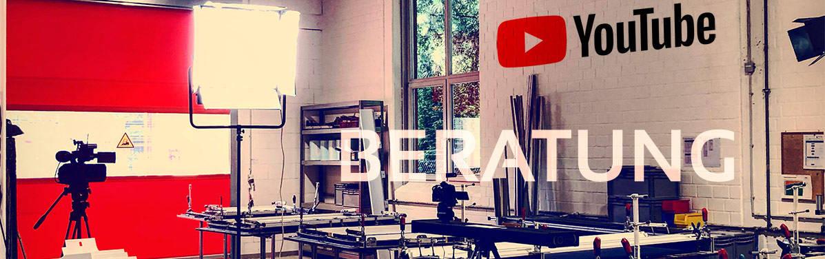 YouTube Beratung für Unternehmen wie B2B KMU