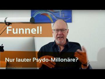 Warum Sales Funnel dich in den seltensten Fällen zum Millionär machen